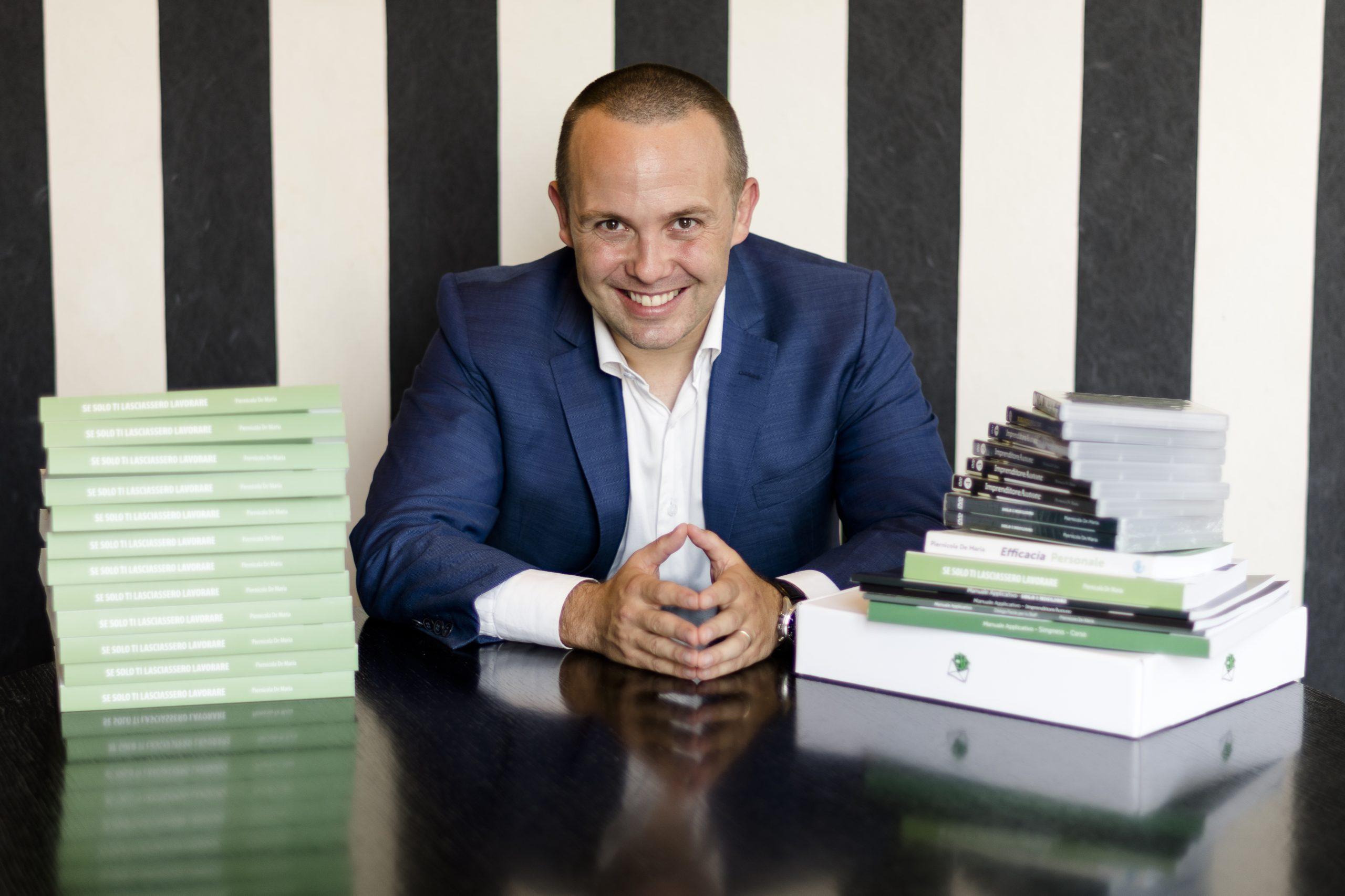 Piernicola De Maria - CEO Simpness